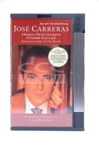 Carreras, Jose - Friends For Life (DCC)