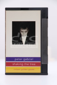 Gabriel, Peter - Shaking The Tree: Sixteen Golden Greats (DCC)