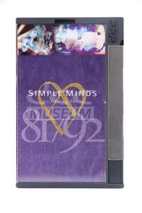Simple Minds - Glittering Prize 81/92 (DCC)