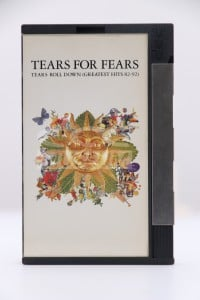 Tears For Fears - Tears Roll Down (Greatest Hits 82-92) (DCC)