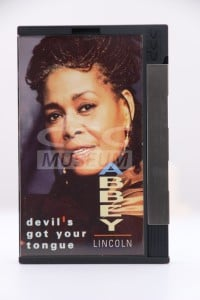 Lincoln, Abbey - Devil's Got Your Tongue (DCC)