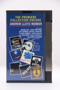 Lloyd Webber, Andrew - Premiere Collection Encore (DCC)