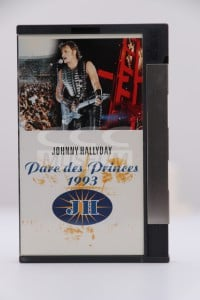 Hallyday, Johnny - Pare Des Princes 1993 (DCC)