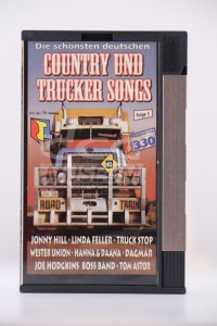Various Artists - Country Und Trucker Songs (DCC)