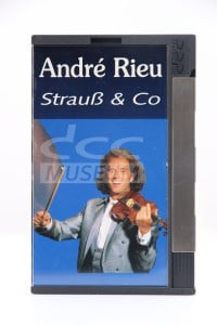 Rieu, Andre - Strauss & Co (DCC)