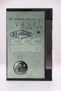 Def Leppard - Vault: Def Leppard Greatest Hits 1980 - 1995 (DCC)