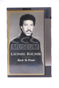 Richie, Lionel - Back To Front (DCC)
