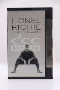 Richie, Lionel - Louder Than Words (DCC)