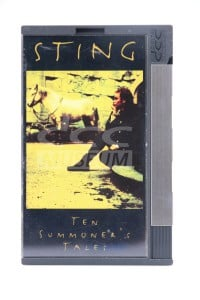 Sting - Ten Summoner's Tales (DCC)