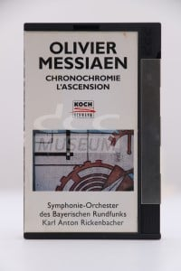Messiaen - Chronochrome L'ascension (DCC)