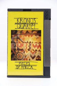Kronos Quatet - Pieces Of Africa (DCC)