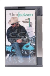 Jackson, Alan - A Lot about Livin' (DCC)