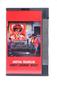 Franklin, Aretha - Who's Zooming Who? (DCC)