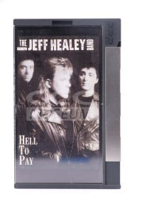 Healey, Jeff - Hell To Pay (DCC)