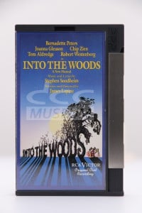 Sondheim, Stephen - Into The Woods: Broadway Cast (DCC)