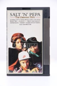 Salt 'N' Pepa - Salt 'N' Pepa; The Greatest Hits (DCC)