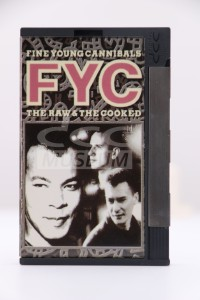 Fine Young Cannibals - Raw And The Cooked (DCC)