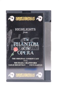 Lloyd Webber, Andrew - Phantom Highlights (DCC)