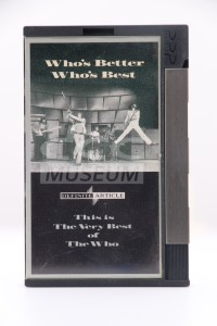 Who - Who's Better, Who's Best (This Is The Very Best Of The Who) (DCC)