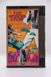 Wonder Stuff - Never Loved Elvis (DCC)