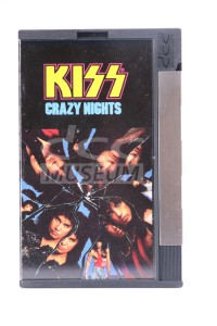 Kiss - Crazy Nights (DCC)