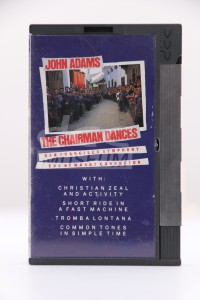 Adam, John - The Chairman Dances & Other Works (DCC)