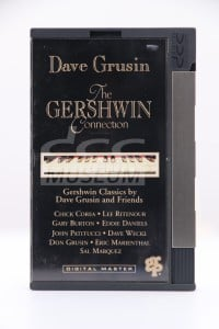 Grusin, Dave - Gershwin Connection (DCC)