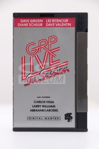Various Artists - GRP Live In Session [Dave Grussin, Lee Ritenour, Diane Schuur, Dave Valentin] (DCC)