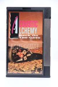 Acoustic Alchemy - Back On The Case (DCC)