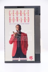 Howard, George - Do I Ever Cross Your Mind (DCC)