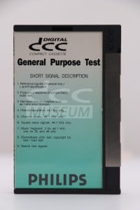Philips Test - General Purpose Test  (DCC)