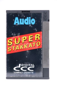 Super-Stakkato - Audio Super-Stakkato (DCC)