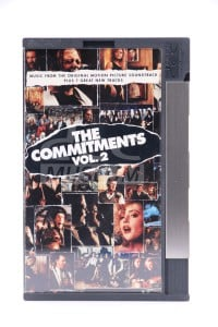 Commitments - Commitments Vol. 2 (Original Motion Picture Soundtrack) (DCC)