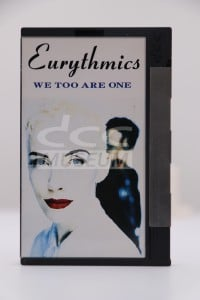 Eurythmics - We Too Are One (DCC)