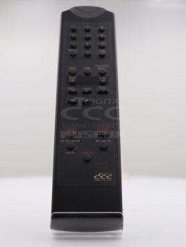 Magnavox DCC 600 - Remote