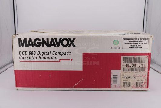 Magnavox DCC 600 - Box