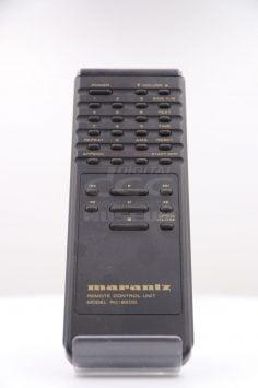 Marantz DD-82 - Remote