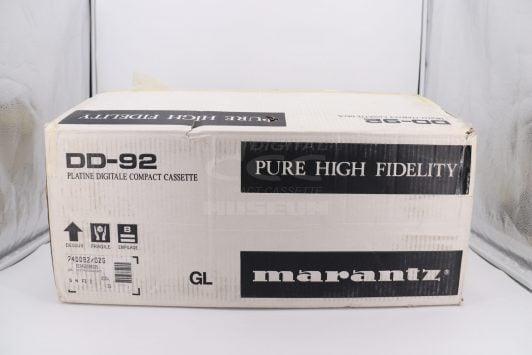 Marantz DD-92 - Box