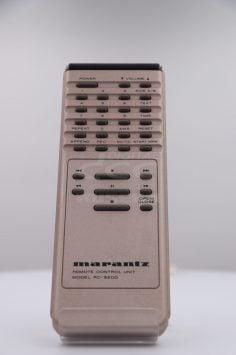 Marantz DD-92 - Remote