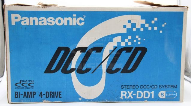 Panasonic RX-DD1 - Box