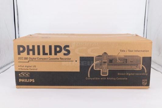Philips DCC300 - Box