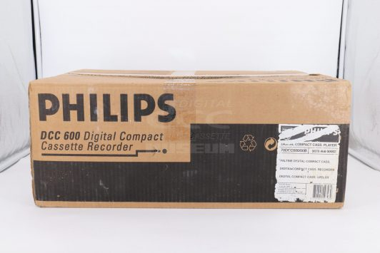 Philips DCC600 - Box