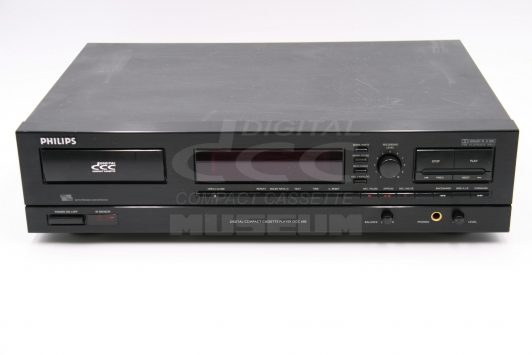 Philips DCC600 - Player