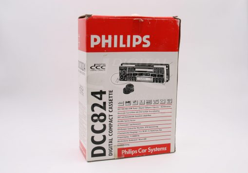 Philips DCC824 - Box
