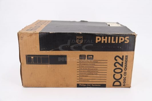 Philips DCC850 - CD Changer Box
