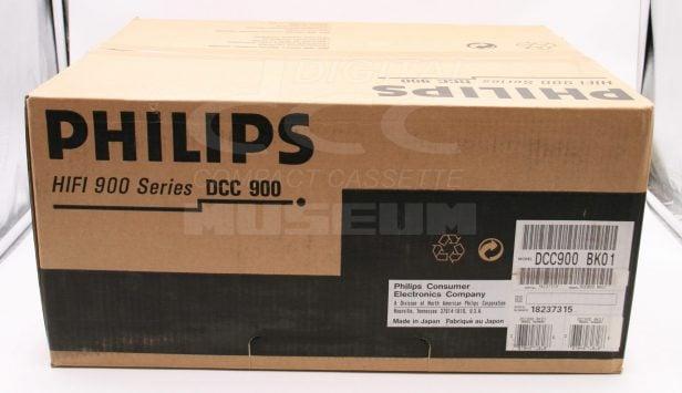 Philips DCC900 - Box