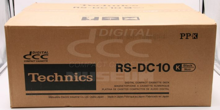 Technics RS-DC10 - Box