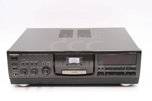 Technics RS-DC8 - Player